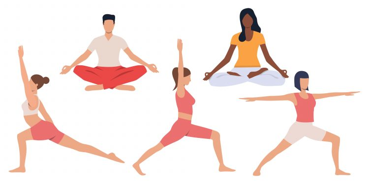 MULTIPLE BENEFITS OF EXERCISE (YOGA)  BY UTULIVU TEAM