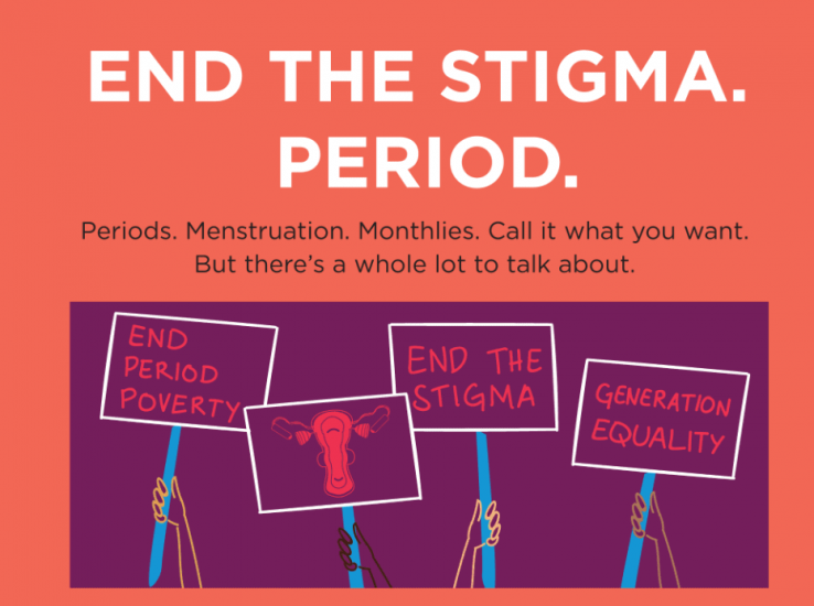 THE STIGMA AROUND PERIODS